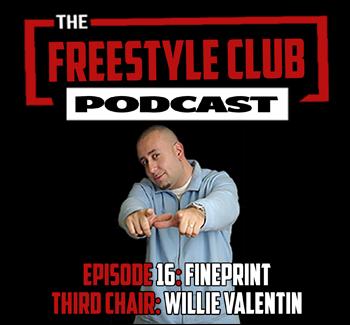 Willie Valentin - The Freestyle Club