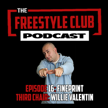 Willie Valentin - The Freestyle Club
