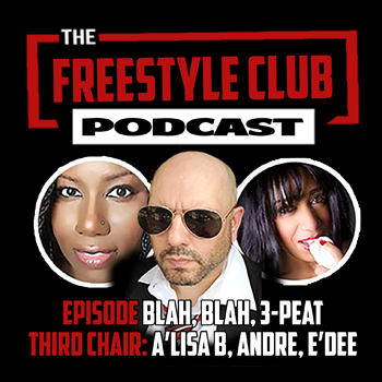The Freestyle Club - Andre, E'Dee, and A'Lisa B