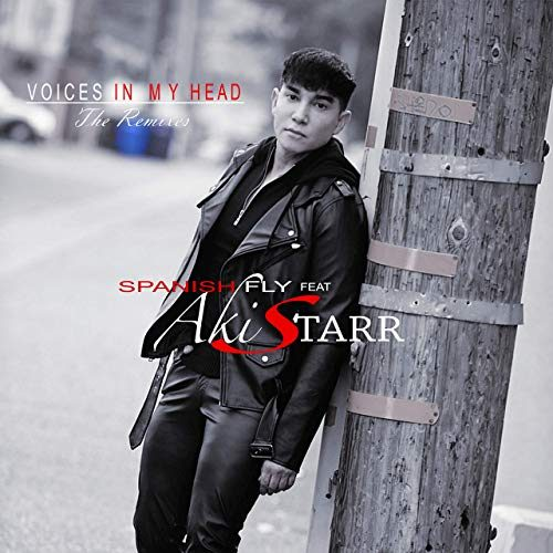 Voices in My Head by Spanish Fly feat. Aki Starr - (EP: The Remixes)