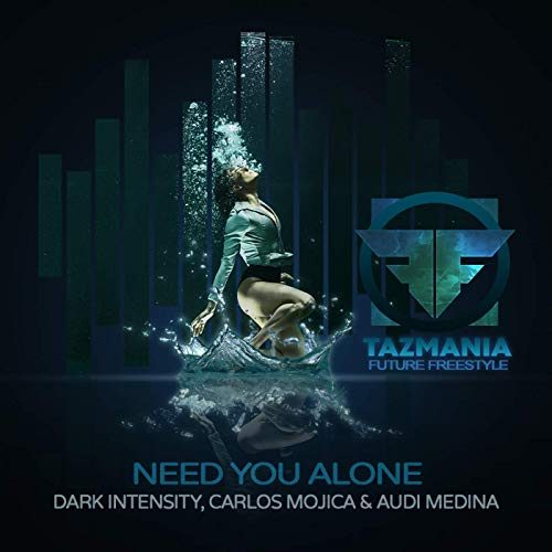 Need You Alone by Audi Medina (Single)