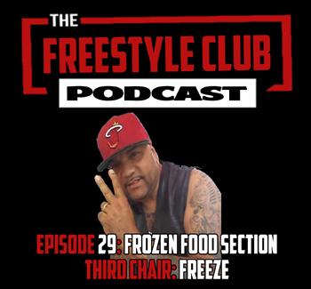 Freestyle Recording Artits Freeze
