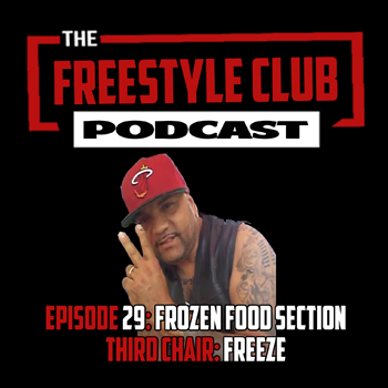 Freestyle Recording Artits Freeze